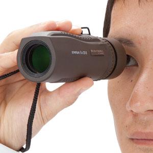 独エッシェンバッハ 高性能単眼鏡「アドベンチャー」【代引き手数料無料】【送料無料】