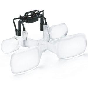 メガネに付けるルーペ マックスディテールクリップ【代引き手数料無料】【送料無料】