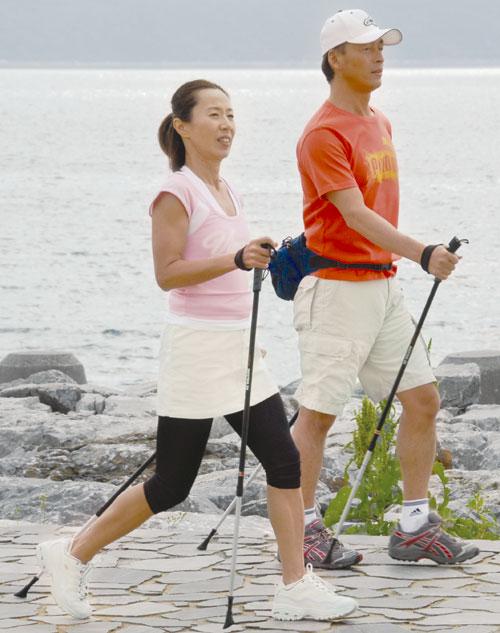 効率良く全身運動 ReウォーキングセットDVD付【本体セット】[送料無料]