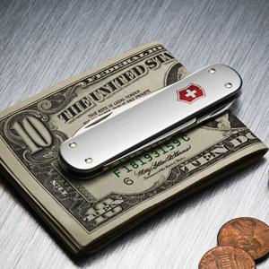 ビクトリノックスツール内蔵マネークリップ 大幅値下げランキング 爆安プライス 代引き手数料無料