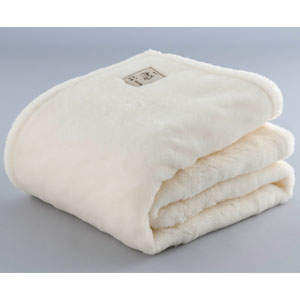 いつでも上質の暖寝具 メリノウール敷毛布【代引き手数料無料】【送料無料】