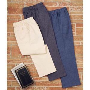 休日 メンズウェーブデニムパンツ 3色組 新着 送料無料 代引き手数料無料
