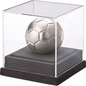 スターリングシルバー サッカーボール【オブジェ】【代引き手数料無料】【送料無料】