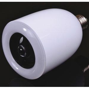 お部屋がオーケストラに!スピーカー内蔵LED電球【代引き手数料無料】【送料無料】
