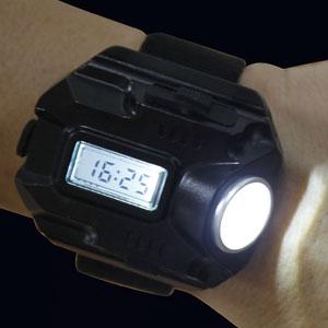 200m先まで照らす 腕時計型LEDライト【代引き手数料無料】