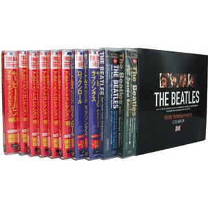 ザ・ビートルズ50周年アニバーサリー CD-BOX【代引き手数料無料】【送料無料】