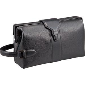 山本さんの本革フルオープン ダレス型セカンドバッグ[代引き手数料無料][送料無料]