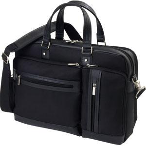 自立式 多機能ビジネスバッグ【代引き手数料無料】【送料無料】