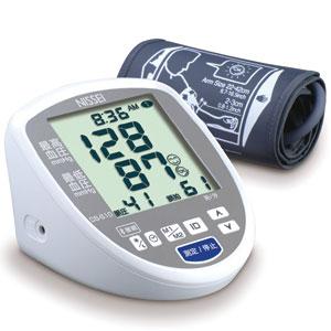 スマートフォンでデータ管理 上腕式デジタル血圧計【代引き手数料無料】【送料無料】
