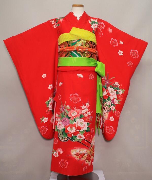 中古 正絹 日本限定 7歳祝着帯付きフルセット 7歳祝着 新作からSALEアイテム等お得な商品 満載 7歳着物R753-7-1142 フルセット
