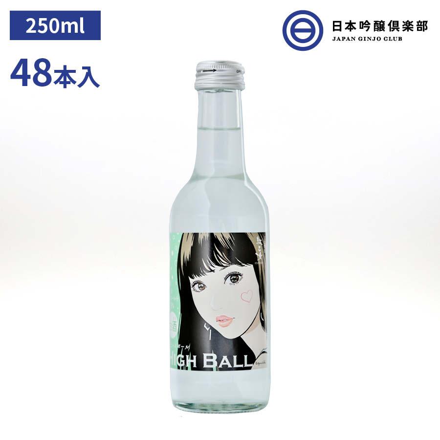 紅乙女 ごまハイボール リキュール 250ml 9度 瓶 24本 x 2ケース 酒 ごま焼酎 福岡県 久留米市 紅乙女酒造 ごま 胡麻 サワー 炭酸 買い回り 買いまわり