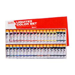 Liquitex リキテックス ソフト#6 伝統色36色セット キャッシュレス 5%還元対象