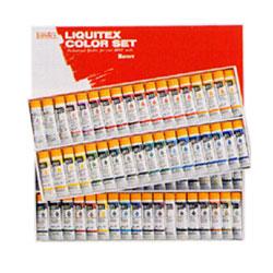 Liquitex リキテックス ソフト#6 71色 (72本)セット キャッシュレス 5%還元対象