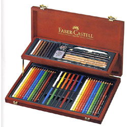 Faber-Castell アート&グラフィックコレクション 色鉛筆 12色 トリプルセット キャッシュレス 5%還元対象