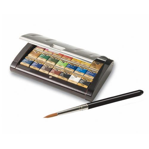 ホルベイン アーティスト パンカラー 21色セット (越前漆塗り製) キャッシュレス 5%還元対象