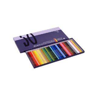 ホルベイン アーチスト色鉛筆 50色セット (基本色) 紙函入