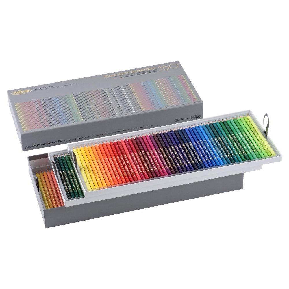 アーチスト色鉛筆 150色セット (全色 紙函入) キャッシュレス 5%還元対象