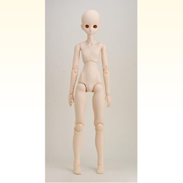 オビツドール 48cm 女性ボディ ホワイティ