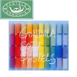 ゴンドラパステル 100色セット キャッシュレス 5%還元対象