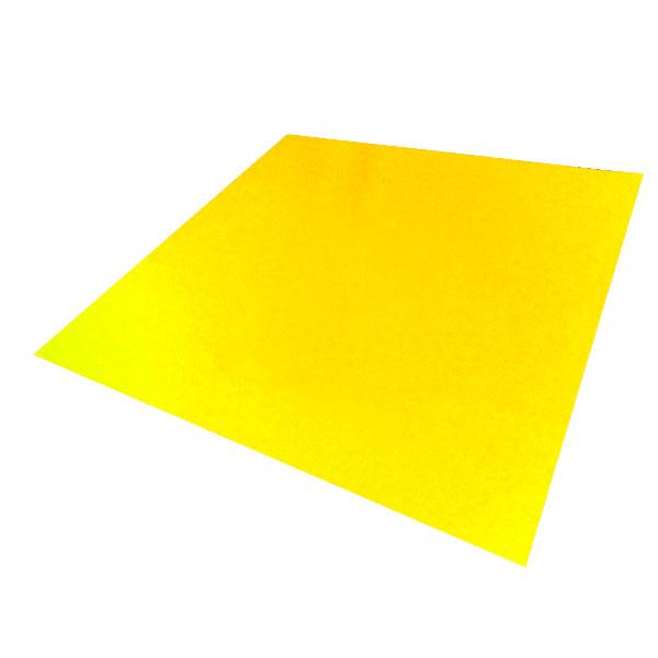 コンサート応援用フィルムシート ロールタイプ 蛍光色(30cm×10m)イエロー キャッシュレス 5%還元対象