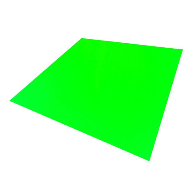 コンサート応援用フィルムシート ロールタイプ 蛍光色(30cm×10m)グリーン キャッシュレス 5%還元対象