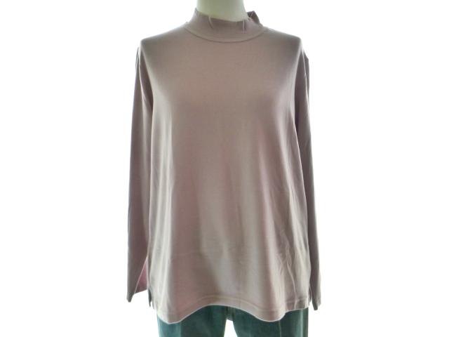 爆売り ロンティー 新作多数 ピンク ベージュ Tシャツ 長袖シャツ 格安 日本製 セール レディース 激安
