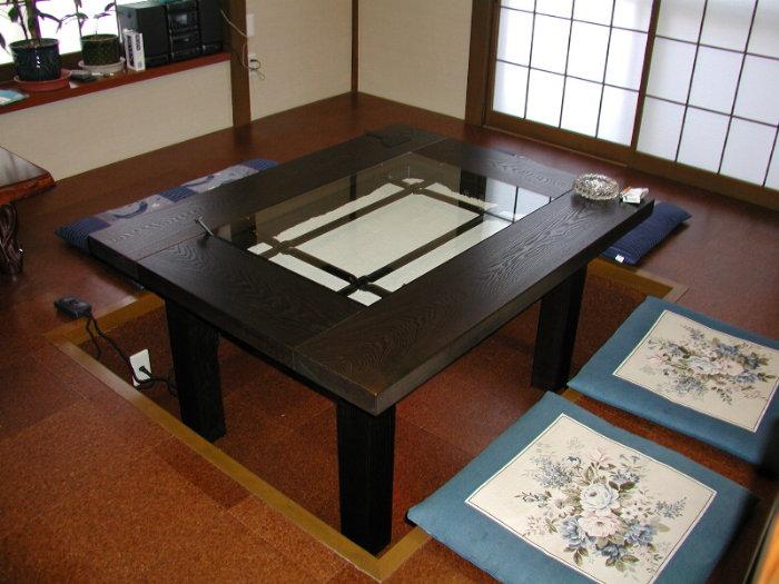 □テーブル
