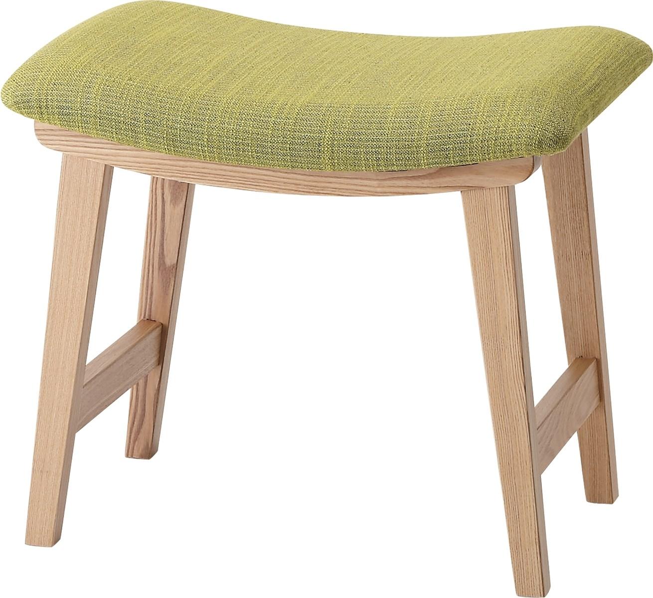 スツール イス バーチェア 椅子 カウンターチェア (数量1) グリーン 緑