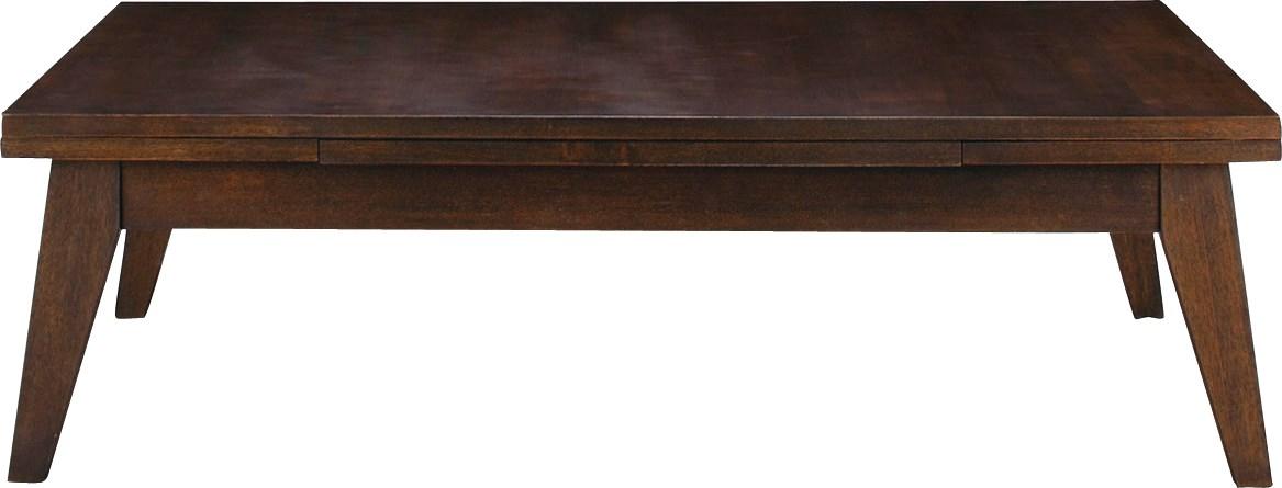 単品 テーブル 机 ブラウン 茶