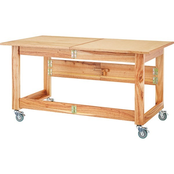 単品 ワークテーブル 机 ナチュラル