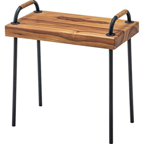 単品 サイドテーブル エンドテーブル コーナーテーブル 小型 脇台 机