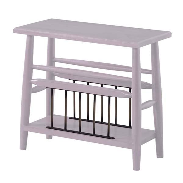 単品 サイドテーブル エンドテーブル コーナーテーブル 小型 脇台 机 ホワイト 白