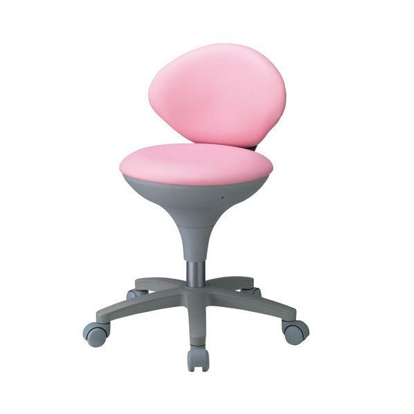 東洋工芸 スツール イス バーチェア 椅子 カウンターチェア WS021-VPI ピンク