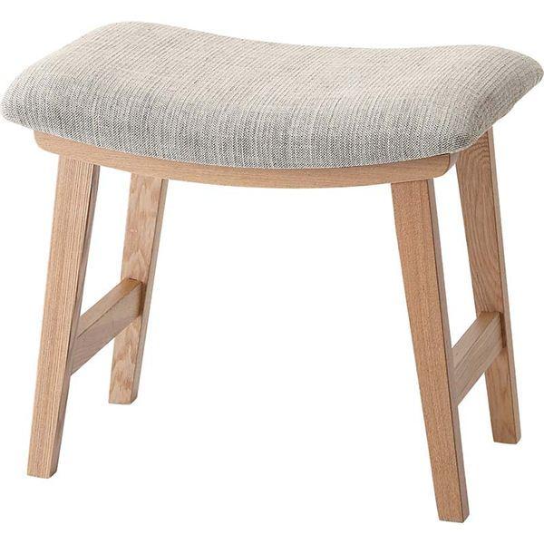 脚付きスツール イス バーチェア 椅子 カウンターチェア トロペ 木製 CL-790CBE ベージュ