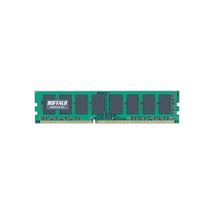 バッファロー 法人向け PC3-12800 DDR3 1600MHz 240Pin SDRAM DIMM 2GB MV-D3U1600-2G 1枚