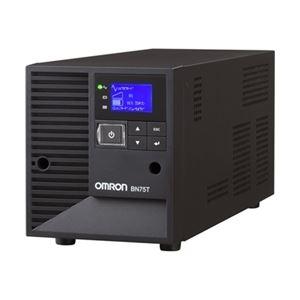 オムロン 無停電電源装置 ラインインタラクティブ/750VA/680W/据置型 BN75T