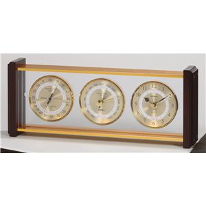 スーパーEX気象計・時計 EX-743