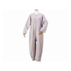 ハートフルウェアフジイ つなぎパジャマ /HP06-100 M 03ピンク