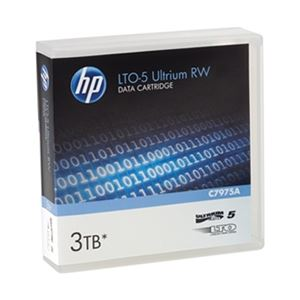 消耗品(インク/メディア) LTOテープカートリッジ LTO Ultrium5 HP LTO5 Ultrium 3TB RW データカートリッジ