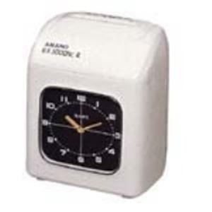 アマノ タイムレコーダー EX-3000NC 白