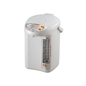 象印 マイコン沸とう電動ポット 5.0L グレー CD-PB50-HA 1台