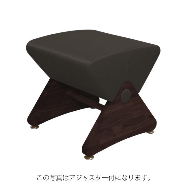 デザイナーズスツール イス バーチェア 椅子 カウンターチェア キャスター付 移動可能 車輪付き き ダーク(ビニールレザー:ブラック/ナイロン)【Mona.Dee】モナディー WAS01SC 黒
