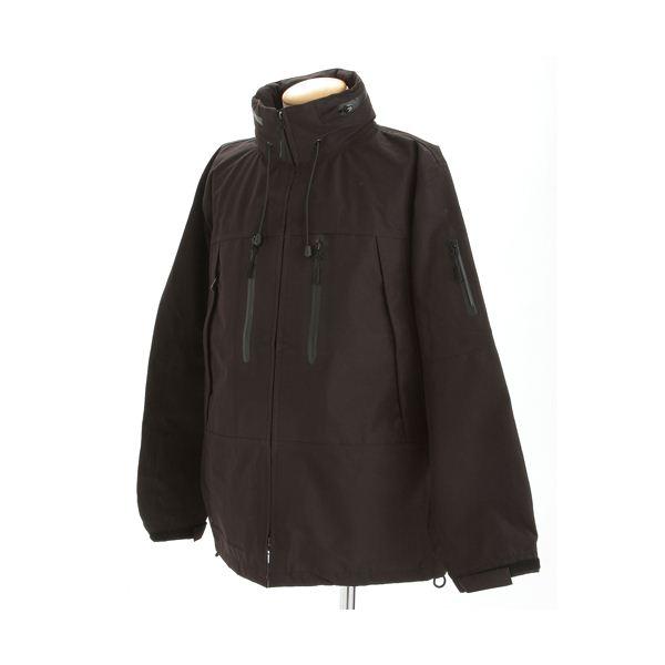 ECWC S PCUジャケット ブラック Sサイズ 黒