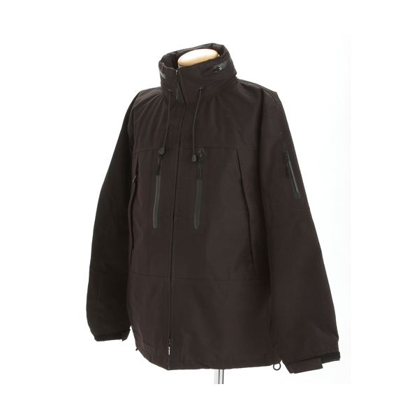 ECWC S PCUジャケット ブラック Lサイズ 黒