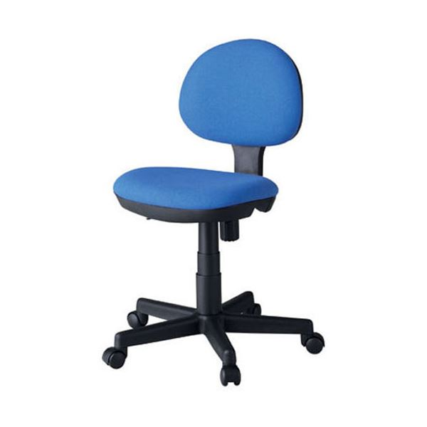 ジョインテックス 事務イス(オフィス チェア (イス 椅子) /OAチェア 事務用 椅子 ) C622R BL ブルー 青