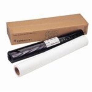 アジア原紙 直接感熱紙 KRL850 A0 白/黒発色 2本