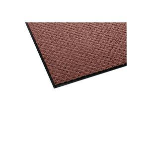 テラモト 玄関マット ハイペアロン 室内/屋内用 900×1800mm チョコブラウン MR-038-048-4 1枚 茶