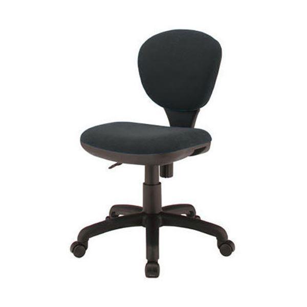 ジョインテックス 事務イス(オフィス チェア (イス 椅子) /OAチェア 事務用 椅子 ) C301J ブラック 黒