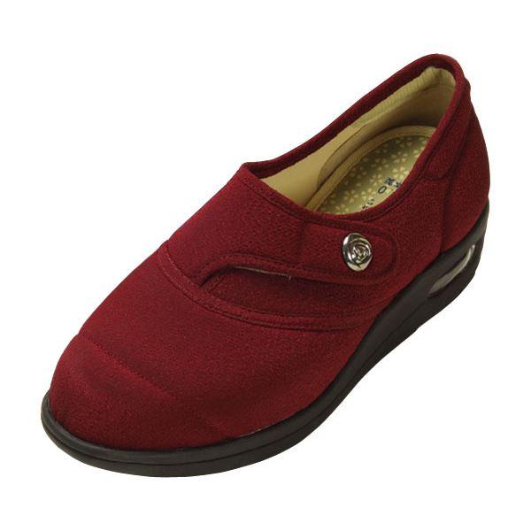 マリアンヌ製靴 彩彩~ちりめん~ W1100 婦人用22 5cm あずきnw0Nvm8