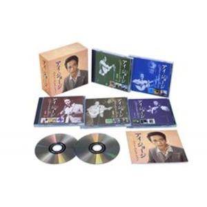 アイ・ジョージ ベスト・コレクション 【CD5枚組 全94曲】 カートンボックス整理 収納 別冊歌詞・解説ブックレット 〔ミュージック〕